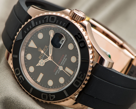 Review: Rolex Yacht-Master Replica Watches design perfect with classic sailing sturdy elegance and perfect proportion