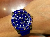 Replica Two-Toned Rolex Submariner Using A Little Something Particular