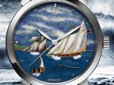 Delicate And Exquisite UK Ulysse Nardin Classico America Replica Watches With Self-Winding Movement